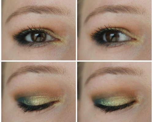 natascha denona gold eyeshadow palette review swatch fair skin neutral worth it