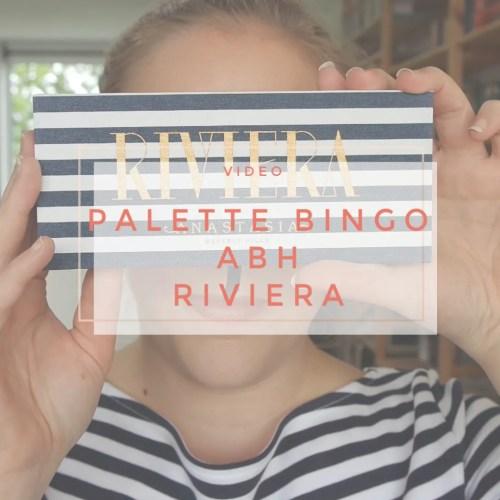 palette bingo anastasia beverly hills riviera makeup look
