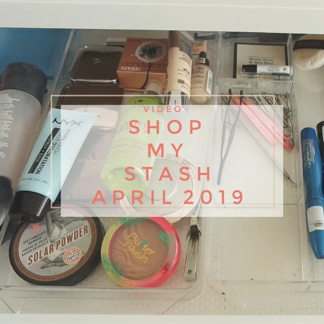 shop my stash april 2019