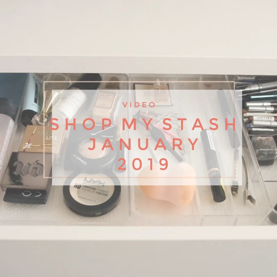shop my stash january 2019