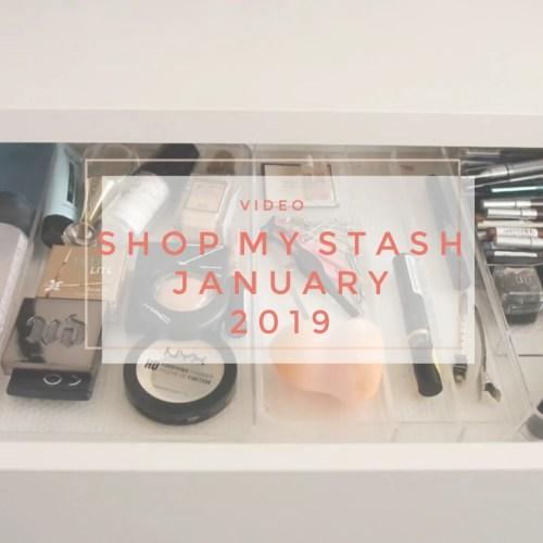 shop my stash january 2019