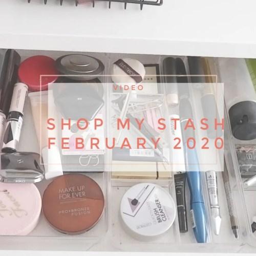 shop my stash february 2020
