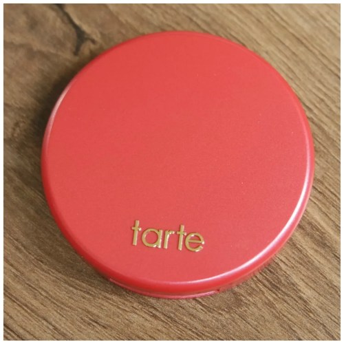 tarte amazonian clay blush natural beauty review swatch
