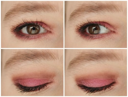 urban decay backtalk eyeshadow face palette review swatch