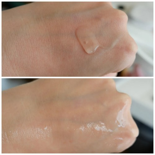 drunk elephant protini polypeptide cream beste no. 9 jelly cleanser review swatch