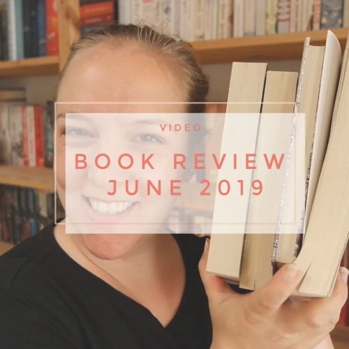 book review wrap up june 2019