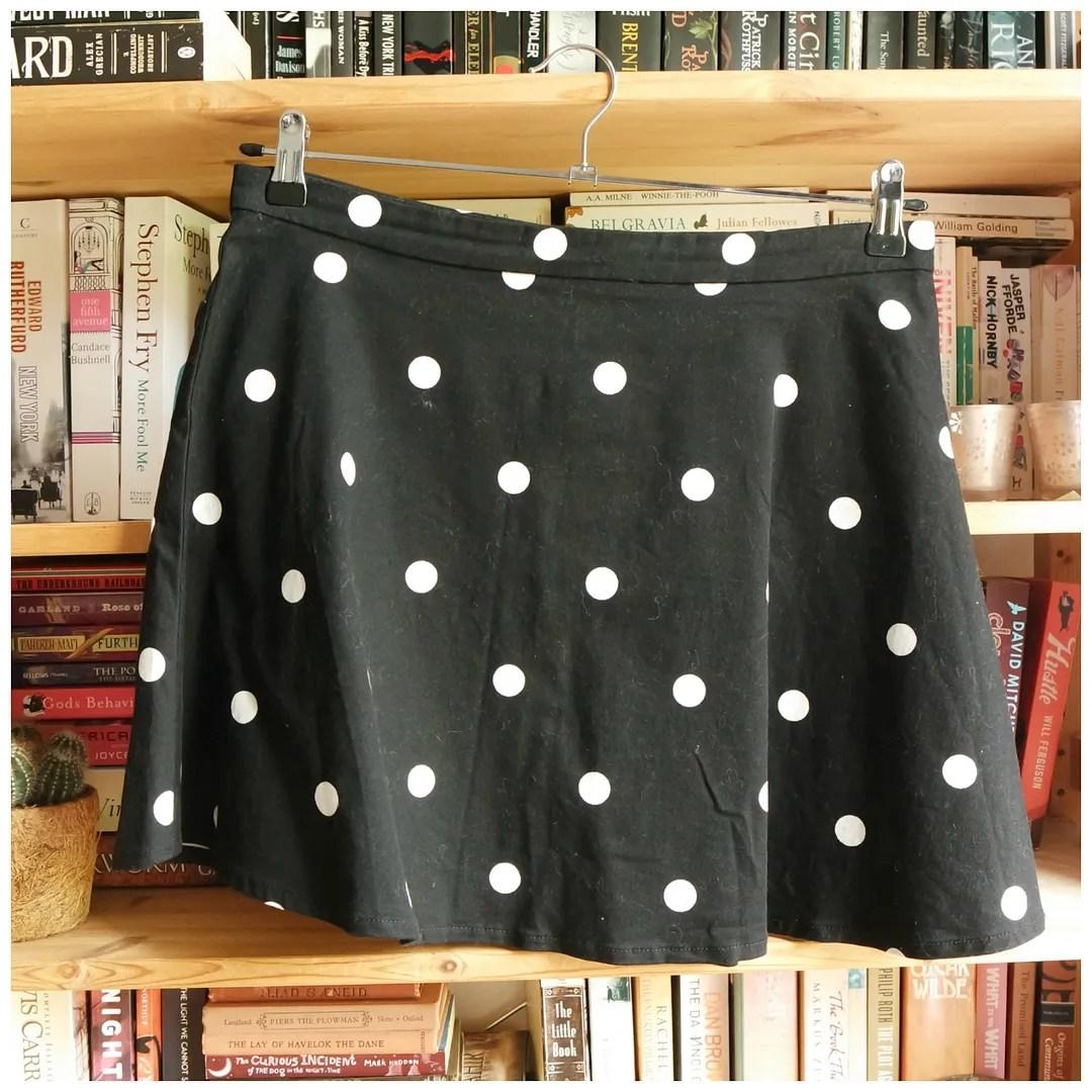 5 favorite printed skirts