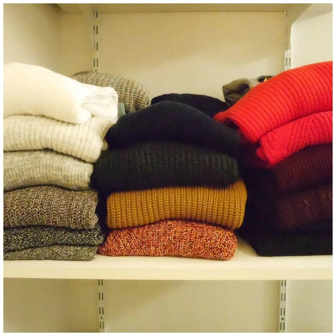 fall fashion haul update coat sweater