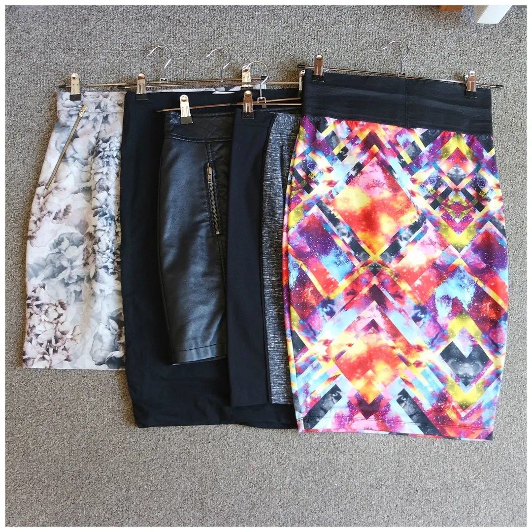 styling pencil skirts