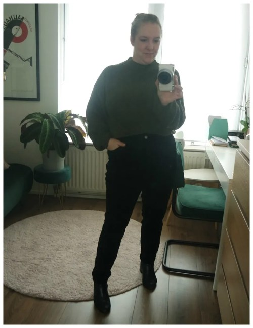 what I wore outfit of the day lookbook fashion winter 2020 what to wear