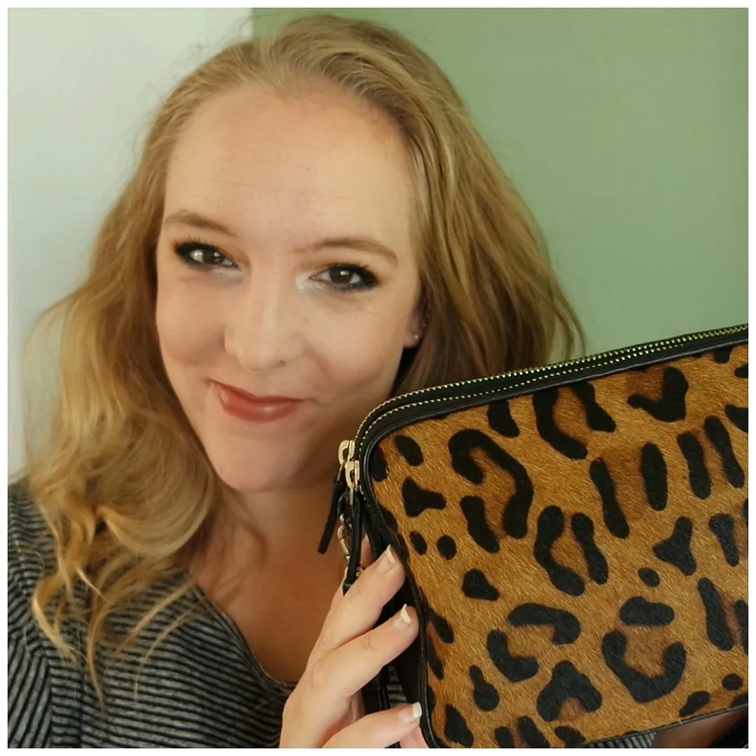 what's in my bag leopard print whistles cornelia review