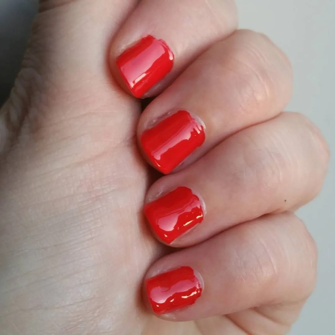 OPI Coca Cola Red