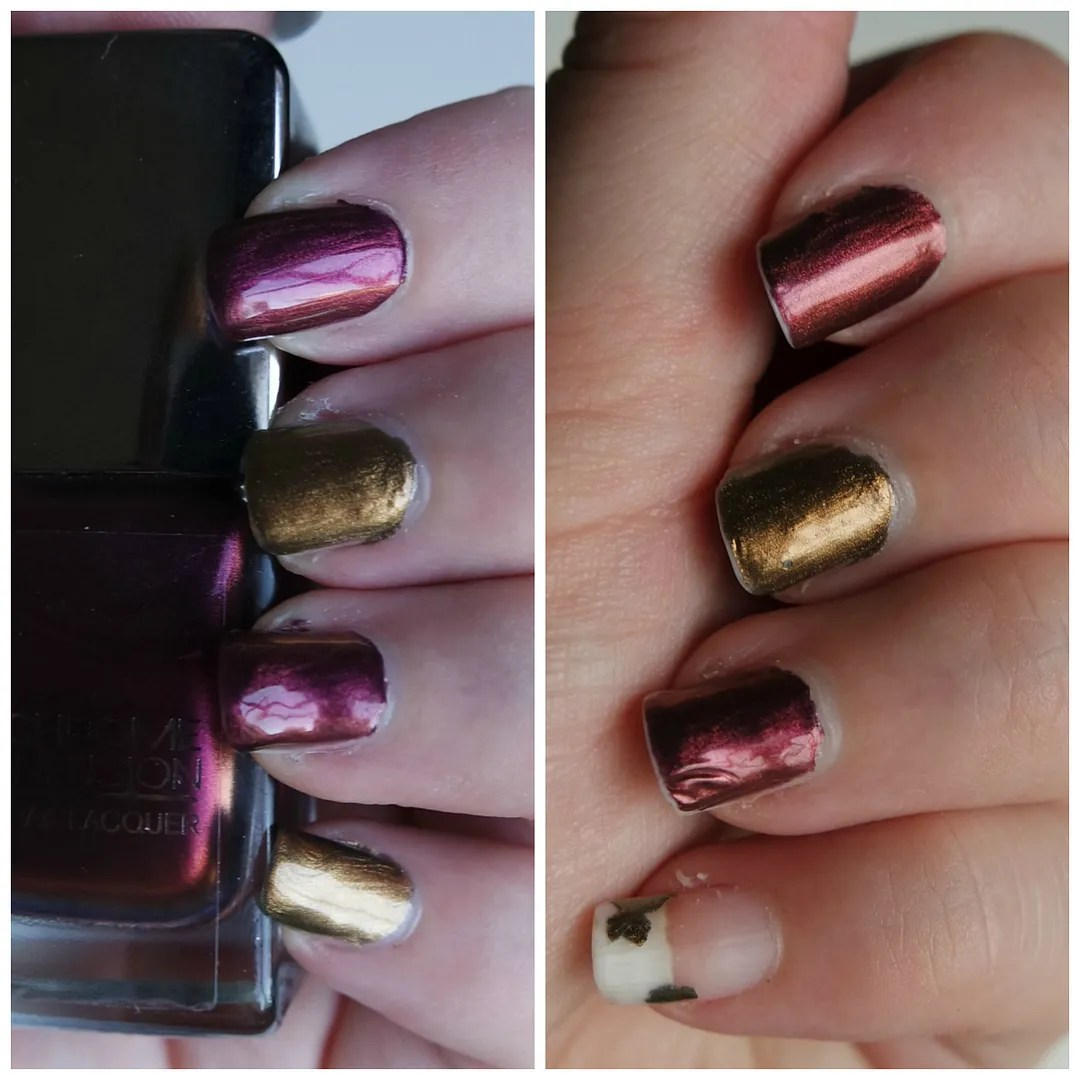 Catrice Chrome Infusion Nail Polish