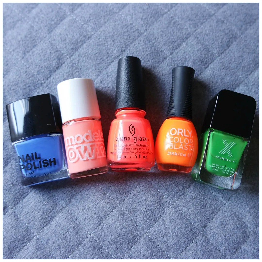 Best Bright Nail Polish Floating In Dreams