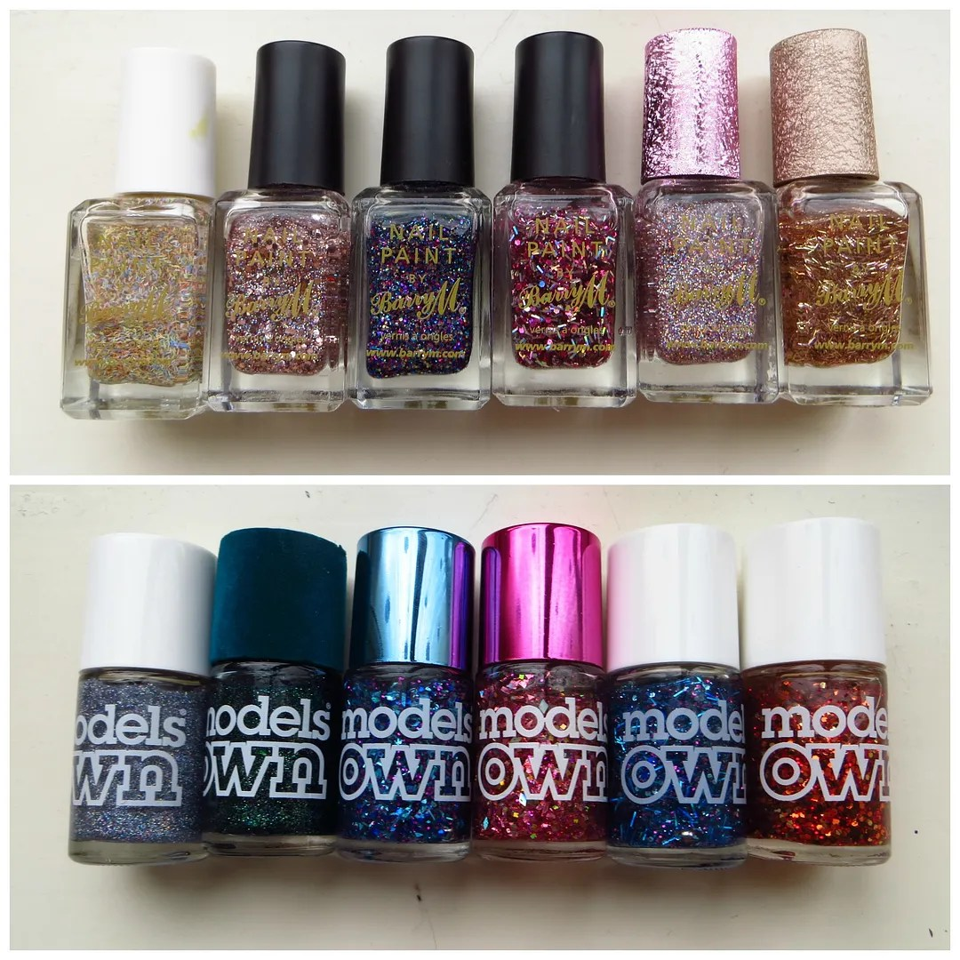 Drugstore Nail Polish Stash #1