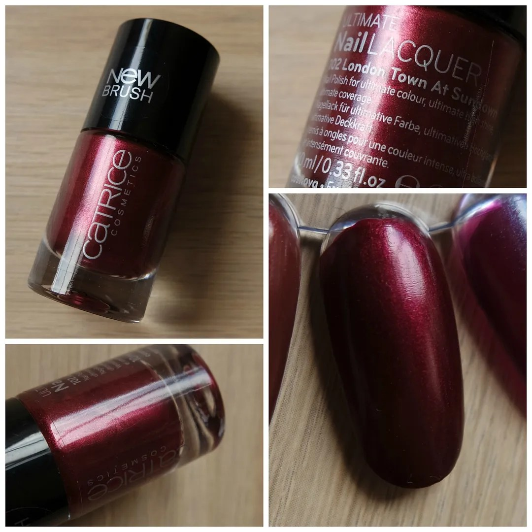 Catrice Ultimate Nail Lacquer 102 London Town at Sundown