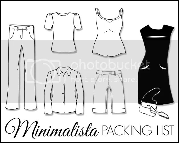 The Minimalist Packing List: Pack Like a Pro