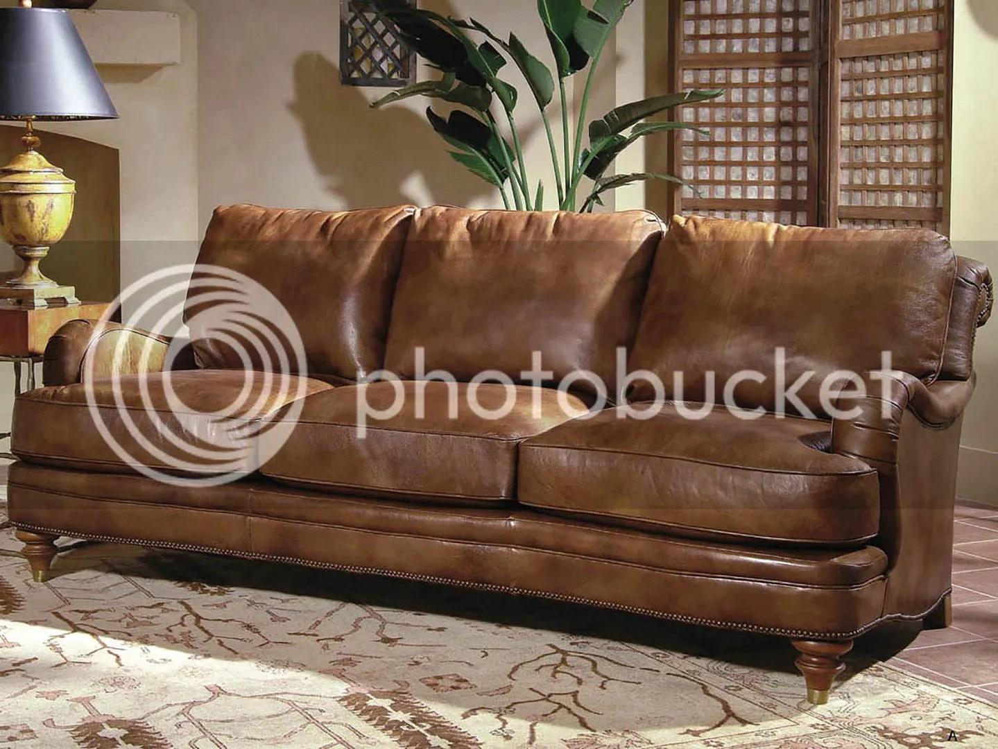 saddle soap leather sofa sectional bed lazy boy west coast living  fine luxury furniture in orange county