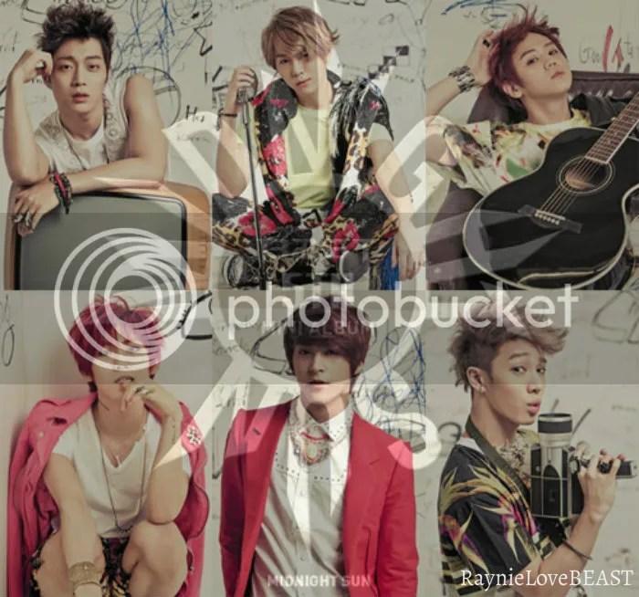 Special Shutter 3: B2ST 'Midnight Sun' Album Teaser Photos - beast shinee snsd superjunior exo - chapter image