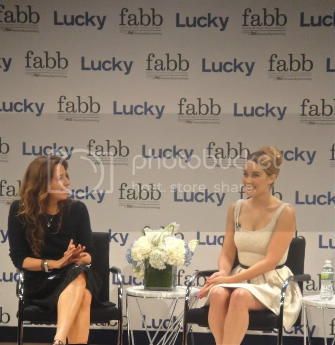 """Lucky FABB Conference"""