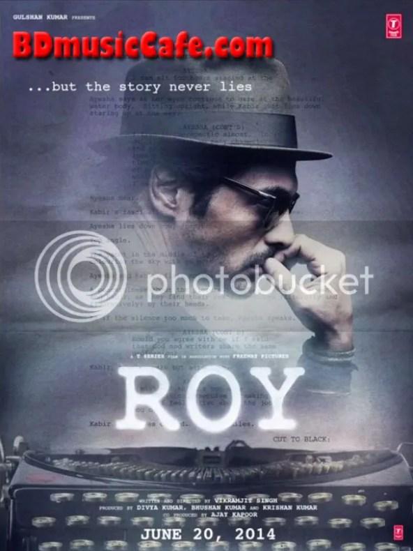 Roy Hindi Movie First Look & Movie Information