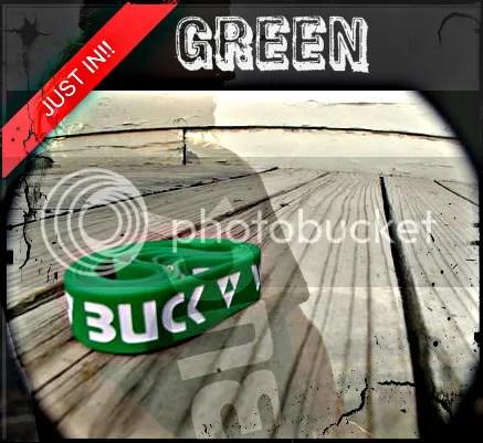 GREEN BWC BAND