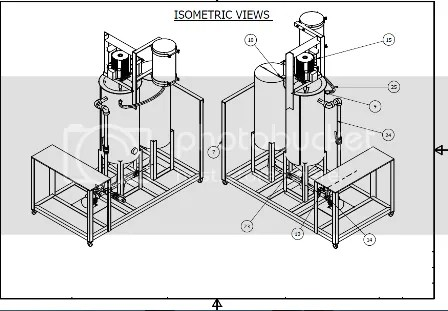 Ndianabasi's Design Portfolio: Biodiesel Reactor System