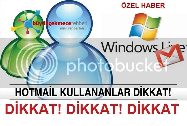 Hotmail Kullananlar Dikkat ! Bilisimsuclari.com