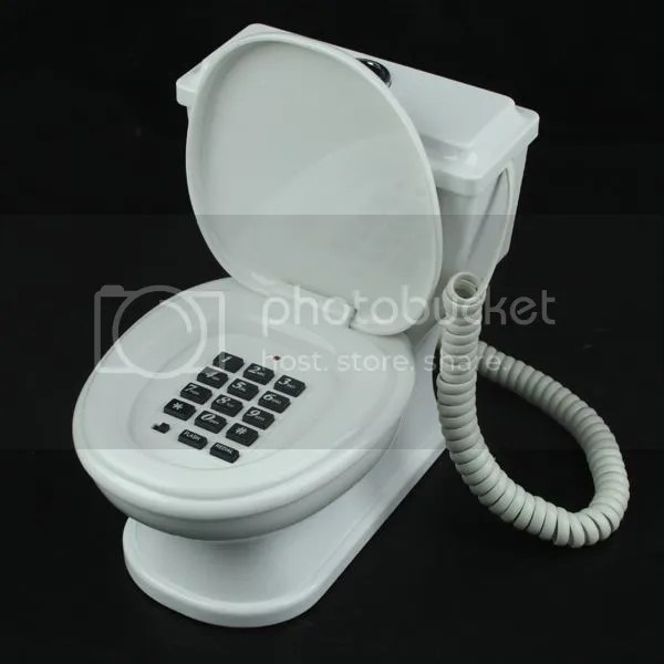 funny toilet telephone Pictures, Images and Photos