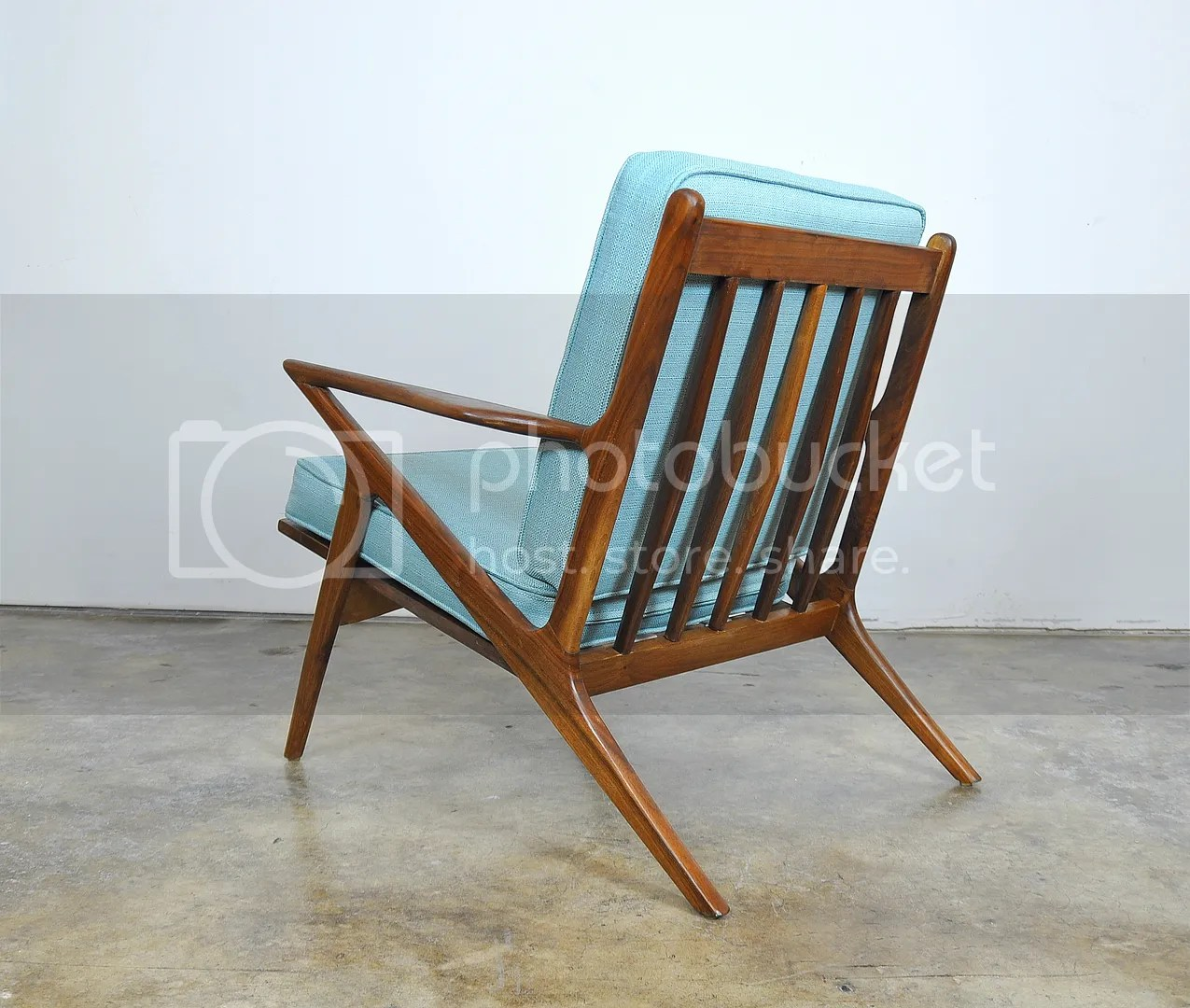 Selig Lounge Chair Danish Modern Z Lounge Chair Poul Jensen Selig Style Mid
