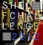 School Library Month Shelf Challenge