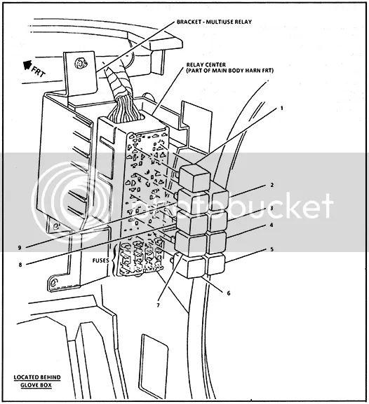 accessory wiring diagram pontiac 400