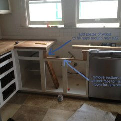 How To Replace Kitchen Cabinets Software Cecibean Remodel Week 1