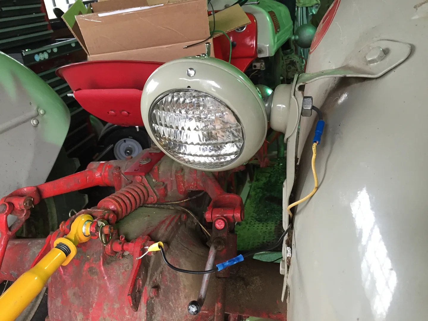 Wiring Question Mytractorforumcom The Friendliest Tractor