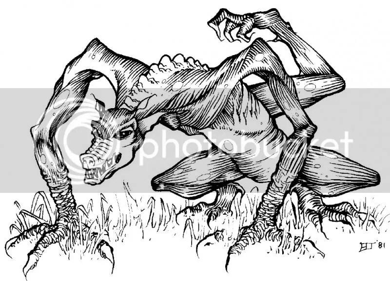 [Let's Read] AD&D 2e Monstrous Compendium Annual Vol. II