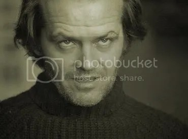 Jach Nicholson from The Shining