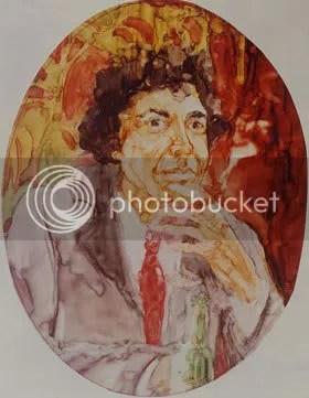 Leonard Cohen by Joni Mitchell