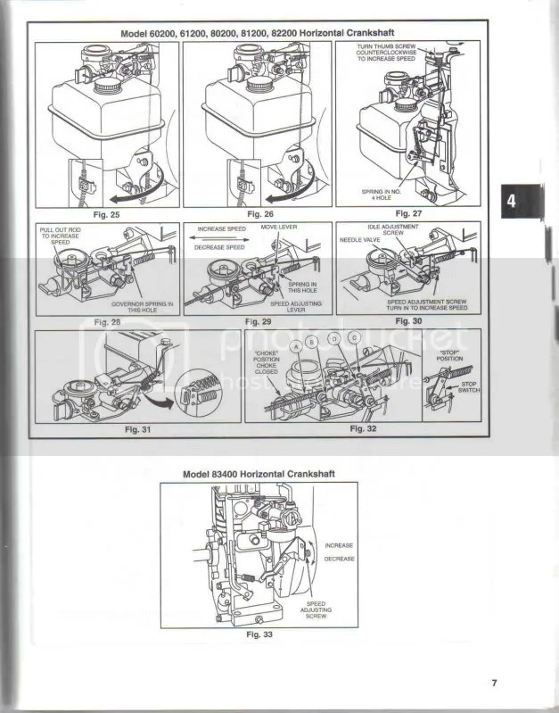 Hp Briggs And Stratton Engine Diagram On 11 Briggs And