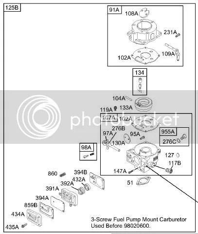 Briggs Stratton Engine Diagram Http Wwwhobbytalkcom Bbs1