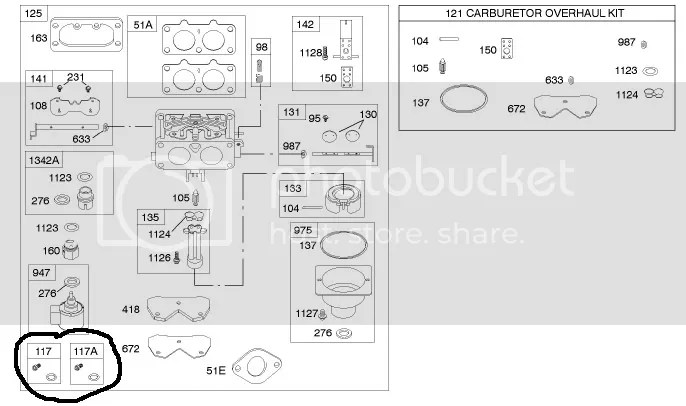 21 Hp Briggs And Stratton Carburetor Diagram, 21, Free