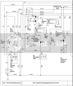 John Deere L111 Electrical Diagram http:wwwlawnsite