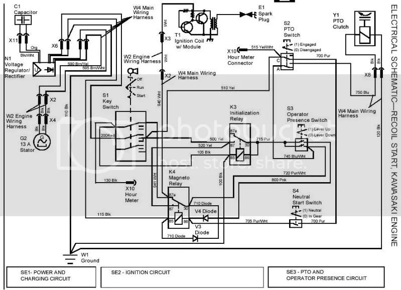 Kohler Sv730 Engine Diagram, Kohler, Free Engine Image For
