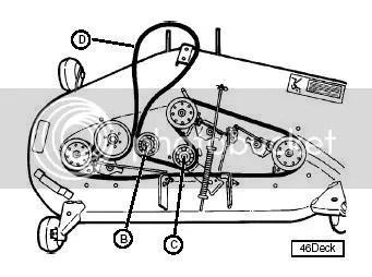 john deere lt166 wiring diagram 1973 honda ct70 lawnsite