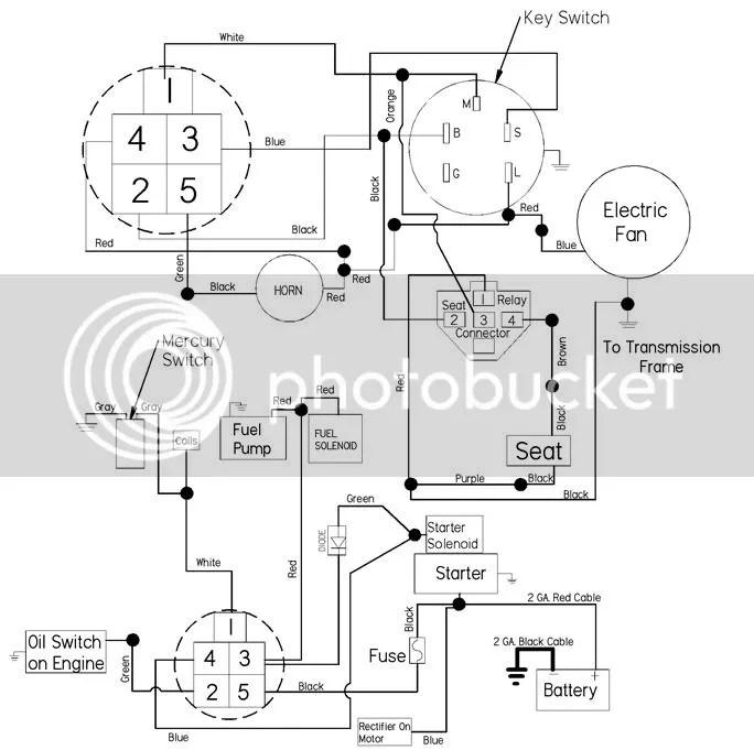 dixie chopper wiring diagram fan control center relay and transformer repower lawnsite img