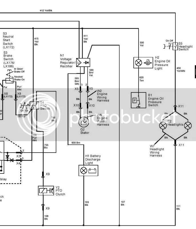 John Deere F525 Wiring Diagram For Engine. . Wiring Diagram