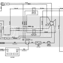 Wiring Diagram For Murray Riding Lawn Mower Single Line Electrical House Schematic Kit Craftsman Harness Data