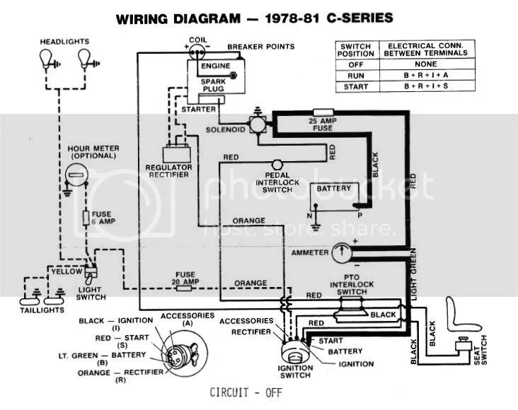 WheelHorseC85WireDiagram toro wheel horse electrical diagram efcaviation com wheel horse ignition switch wiring diagram at readyjetset.co