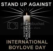 Protest International Boylove Day