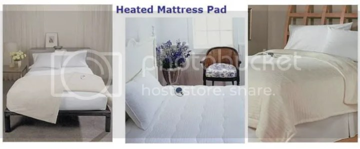 electric matress pad