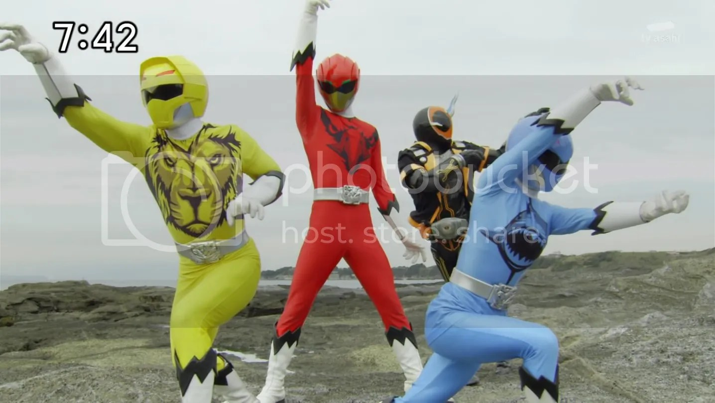 Zyuohger 7